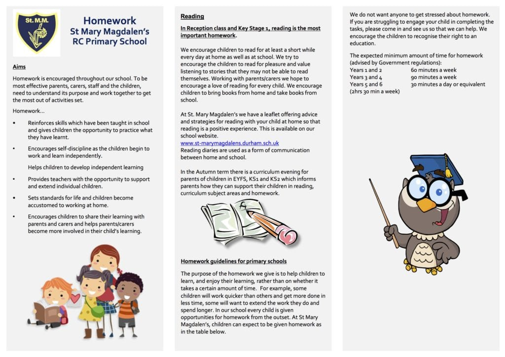 paragraph on importance of homework in students life